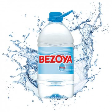 Bezoya (Garrafa 5L) Caja 3 Ud