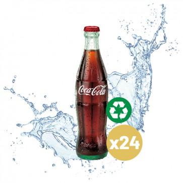 Coca-cola (Caja 24 x 235CL)Cristal Retornable
