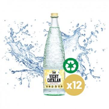 Vichy Catalan (Caja 12 x 1L) Cristal Retornable