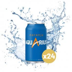 Aquarius Naranja (Pack 24 x 0,33L)