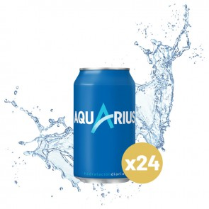 Aquarius Limón (Pack 24 x 0,33L)