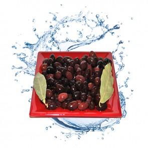 Aceituna Negra aragon (Pote 1Kg)