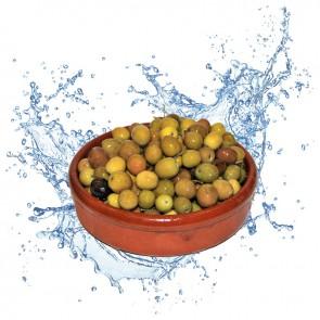 Aceituna arbequina (Pote 1Kg)