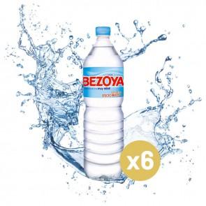 Bezoya (Pack 6 x 1,5L)