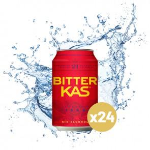 Bitter kas (Caja 24 x 0,33L)
