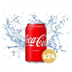 Coca-cola (Caja 24 x 0,33L)
