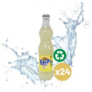 Fanta limón (Caja 24 x 0.235L) Cristal Retornable