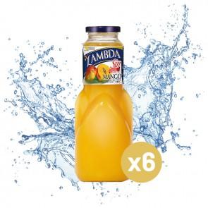 Lambda mango (Pack 6 x 1L)