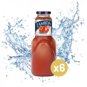 Lambda tomate (Pack 6 x 1L)