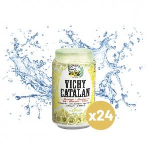 Vichy Catalan Limón (Pack 24 x 0,33L)