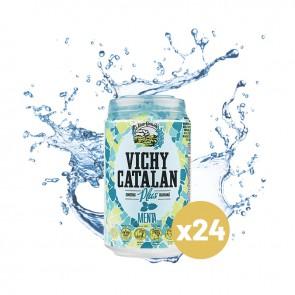 Vichy Catalan Menta (Pack 24 x 0,33L)