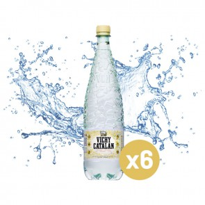 Vichy catalan (Pack  6 x 1,2L PET)