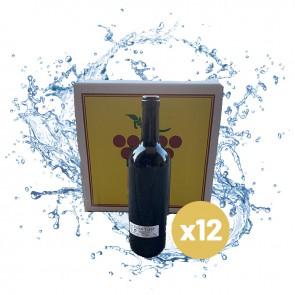 Vino de mesa Tinto 0'75L Caja 12 ud