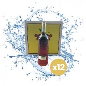 Vino de mesa Rosado 0'75L Caja 12 ud