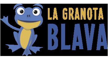 La granota blava